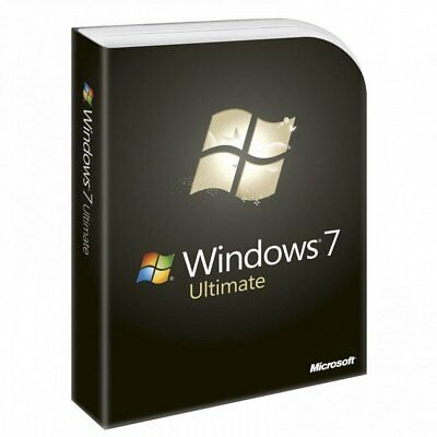 Windows 7 Ultimate 32/64 Key Activation Key🔑Send In 30 Min📥