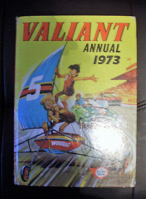 Valiant 1973 Annual