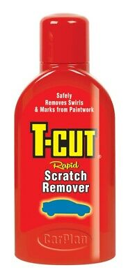 T-Cut Rapid Scratch Remover Compound Removes Swirls & Blemishes Car Polish 500ml