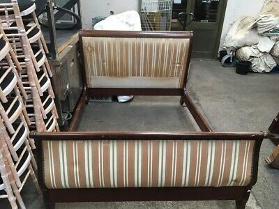 Louis XV Style Bedframe - Wooden.  5 DIFFERENT FRAMES AVAILABLE