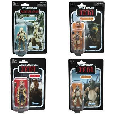 Star Wars The Vintage Collection 3.75 Action Figures Wave 4 Set of 4 Pre Sale
