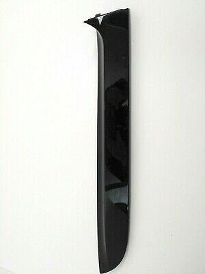 Bentley Bentayga Rear Tailgate Right Hand Side Outer Trim Panel -Black 36A827206