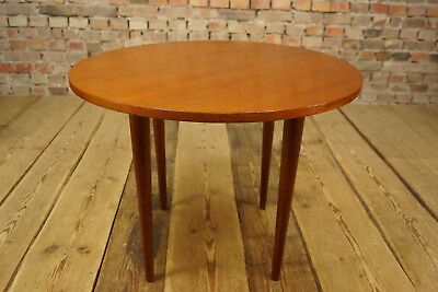 Midcentury TEAK COUCHTISCH SOFA TISCH COFFEE TABLE Danish Modern VINTAGE