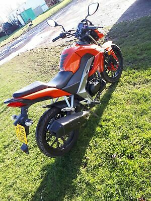 KYMCO 125CC ROAD legal learner motorbike