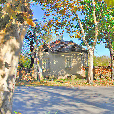 Two houses for sale Property Bulgarian Home Villa Land Bulgaria Properties house