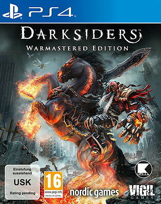 Darksiders - Warmastered Edition Sony PlayStation 4 PS4 Nordic Games neu