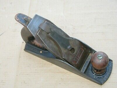 RECORD War Finish No o41/2 Smooth Plane Made In England