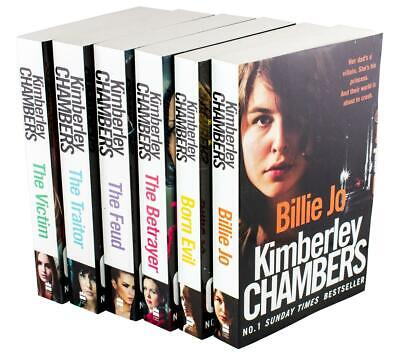Kimberley Chambers Mitchells and O'Haras 6 Books Set Pack Collection Traitor