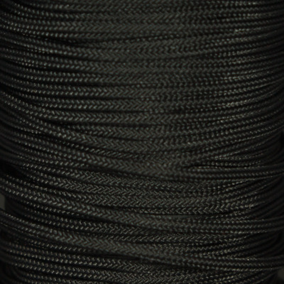 5/' BCY Kiwi /& Black Speckled D Loop Material Bow String Bowstring Archery