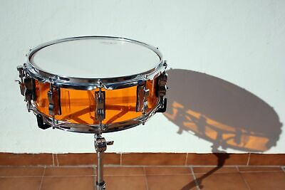 LUDWIG VISTALITE AMBER 14X5 mint perfect as new