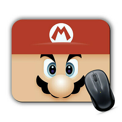 Super Mario Mouse Pad  Gaming Mousepad 38x48cm Desk Mat PC Game Gift n052