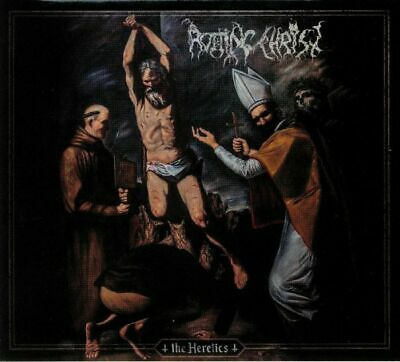 ROTTING CHRIST - The Heretics - CD
