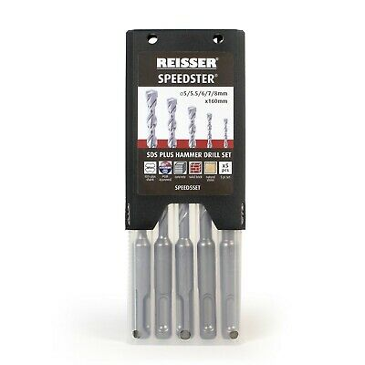 Reisser Speedster Sds-Plus Hammer Drill Sets