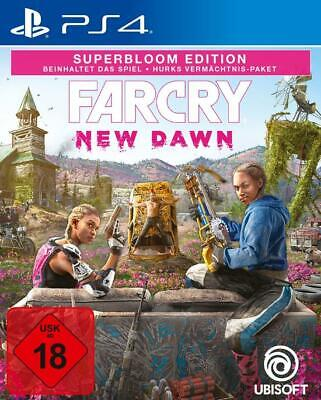 Far Cry New Dawn Superbloom Edition PS4 + OVP