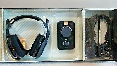 ASTRO Gaming A40 TR Headset And MixAmp Pro TR for PlayStation 4