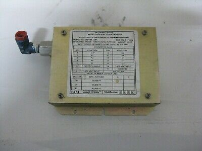 Trans-Cal Industries SSD120-30A Altitude Digitizer Encoder (Unit Only) used