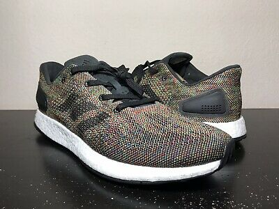 0df2600e5 NIB ADIDAS X KOLOR Pure Boost ZG Men s Sneakers White Grey Polka Dot ...