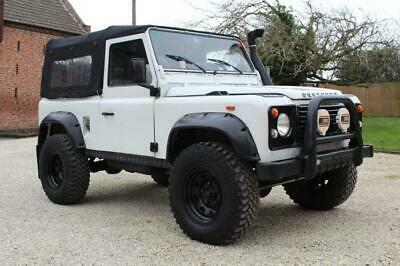1992 Land Rover Defender 90 200Tdi LHD Soft top USA Export Arranged