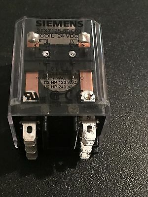 One lot of 3TX7125-5DC03 Siemens Ice Cube Relay New in Package
