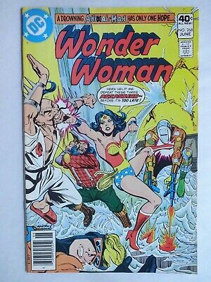 Wonder Woman #268   High Grade VF/NM   Animal Man   Cartel   Andru & Giordano