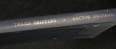 "Vintage 1959  ""Tramp Shipping"" by Hector Gripaios"