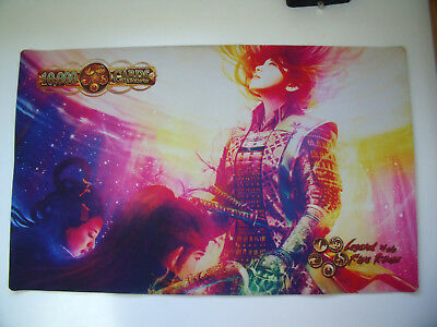 L5R Play Mat (The Acension of Iweko) Mario Wibisono Legend of the Five Rings