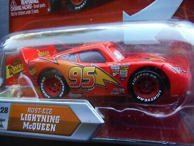 Disney Pixar Cars * Chase * Rust-Eze Lightning Mcqueen Ns Save 5%