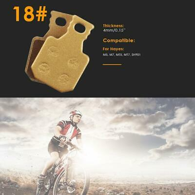 BIKEIN Copper-based Bike Cycling Disc Brake Pad for SHIMANO Repair Accessories