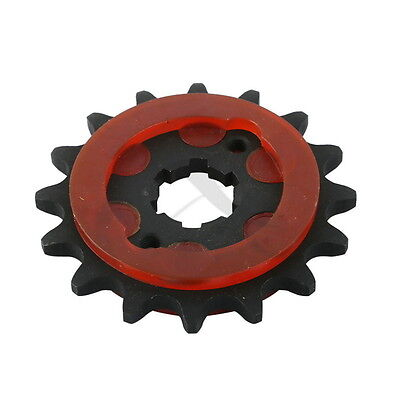 Front 16T Transmission Drive Sprocket For Yamaha Virago XV125 19-Up XV250 88-10