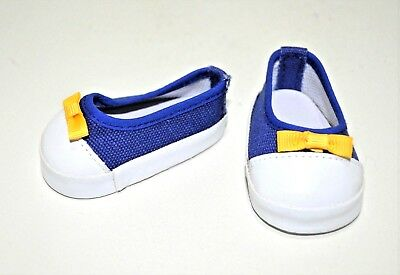 American Girl Doll Our Generation Journey 18 Inch Dolls Clothes Blue Flat Shoes