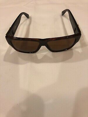 Vintage Versace Sunglasses - Mod.372A Col.852 - Black and Gold