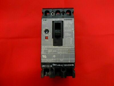 Siemens Ed63A125 Circuit Breaker 600V 125 A 3P - Recon/tested