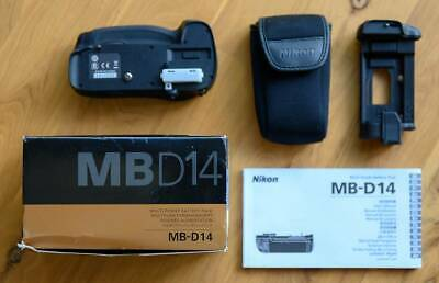 Nikon MB-D14 Battery Grip for Nikon D600/610