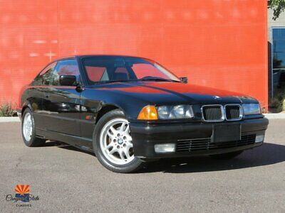 1996 BMW 3-Series 328is Coupe Manual 1996 BMW 328is Coupe, 2.8L 6cyl, 5spd Manual, 1 Owner Black/Black California Car