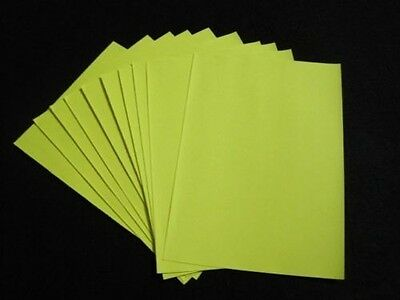 50 Pcs A4 Size Heat Toner  Paper for DIY PCB and Electronic Prototype #M026 QL