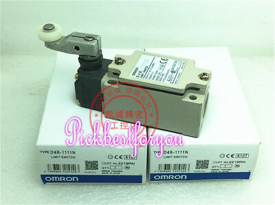 1PC New For Omron Limit Switch D4B-1111N #M549A QL