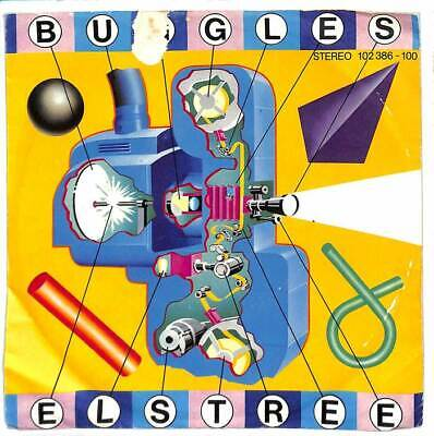 "Buggles - Elstree - Import - 7"" Record Single"