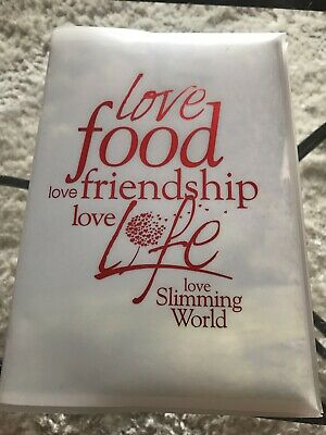 Slimming World Food Optimising Book With Free Recipe Books And Free Food Book