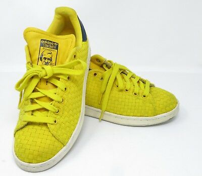 Yellow Gialle Da Smith Scarpe Adidas Usate Gym Stan Shoes Used Uomo A5jL4R
