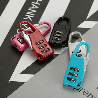 C0A8 Luggage Combination Lock Outdoor GSS Password Lock Coded Padlock Portable