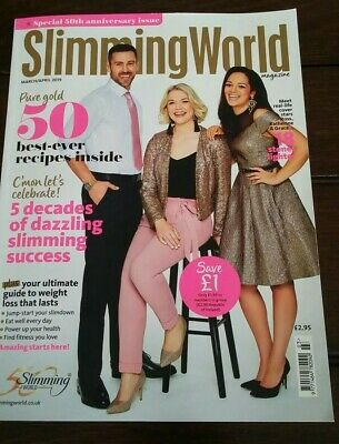 Slimming World Magazine. March/April 2019. RRP £2.95