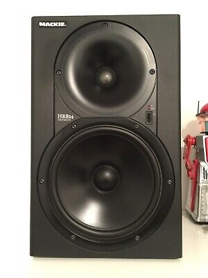 Mackie HR824 Mk1 Studio Monitors IN ORIGINAL BOXES IMMACULATE