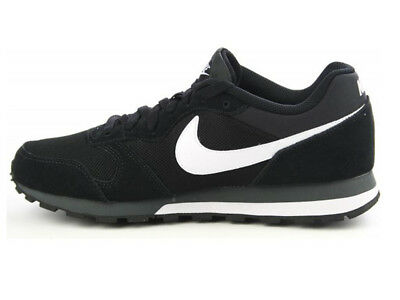 c27acaa75df NIKE MD RUNNER 2 Men s Running Shoe Athletic Sneakers 749794-010 ...