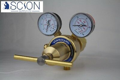 High Flow Oxygen Regulator for Thermal Lancing, Heavy Cutting, etc