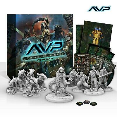 New AvP Alien vs Predator The Hunt Begins Hot Landing Zone Expansion Prodos UK