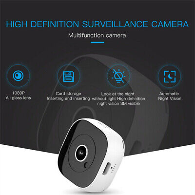 H9 HD 1080P Mini Camera Wireless Wifi Security Cam Night Vision Motion Detects
