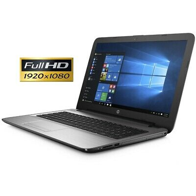 "HP 250 G6 Notebook Allround 15,6"" i3 8GB RAM 256GB SSD, FullHD, W10"