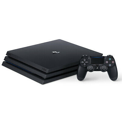 Sony PS4 Pro 1TB Nero 1000 GB Wi-Fi CPU AMD Jaguar, GPU AMD Radeon, 4.20 TFLOPS,