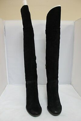 85d07b12f3f FRANCO SARTO BRINDLEY Over the Knee Boots - Women s size 9M ...