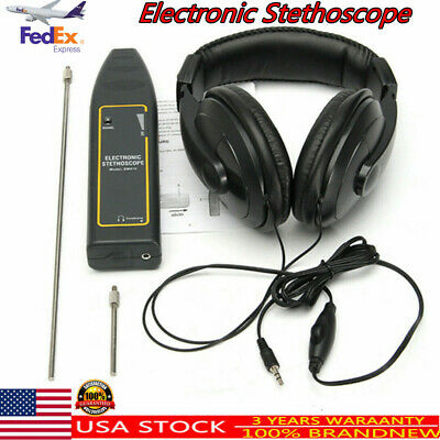 Water Pipe Leak Detection Electronic Stethoscope Engine Abnormal Noise Detector